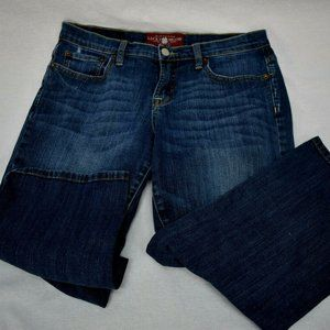 LUCKY BRAND Easy Rider Crop Jeans Womens 8/29